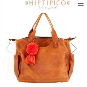 Large Leather CDB Hiptipico Renegade